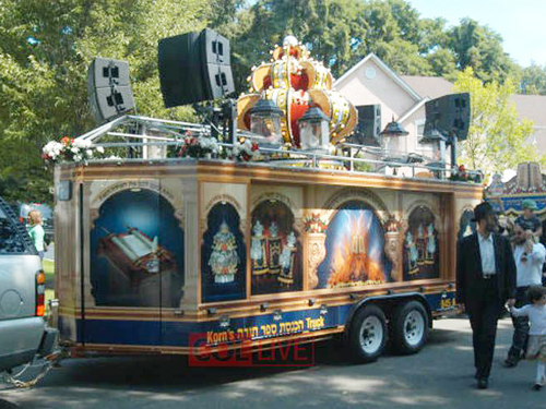 Torah Truck Photo Gallery -